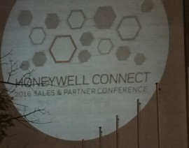 Honeywell's 2016 sales & partner conference
